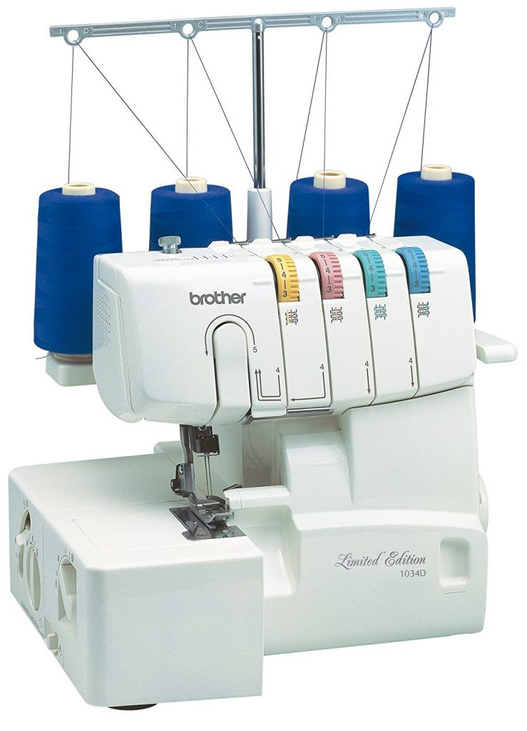 Surjeteuse brother overlock m1034d